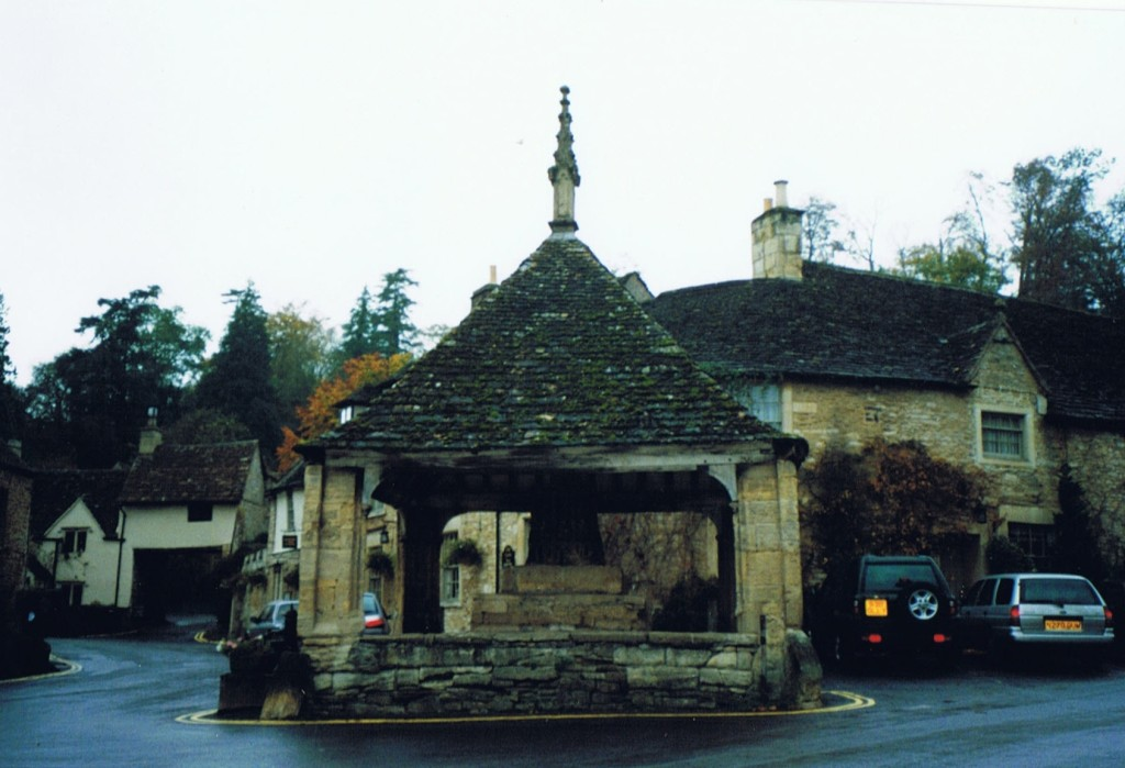 Market Cross, Castle Combe
