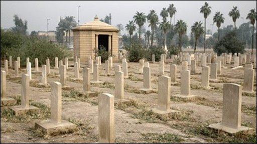 Baghdad (North Gate) War Cemetery
