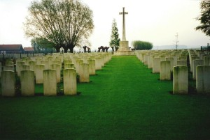 Oxford Road Cemetery, Ieper