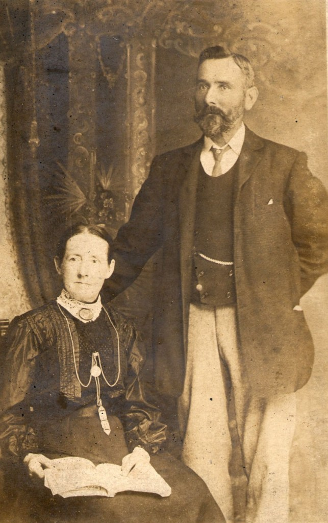 Rachel and Edward Jenkins