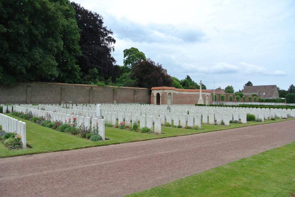 Hazebrouk Communal Cemetery