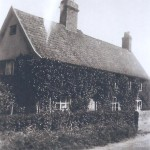 Manor Farmhouse Tasburgh. 1939