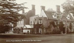 Saxlingham Hall, The Green