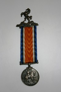 George Albert Riches medal