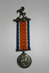 George Albert Riches medal