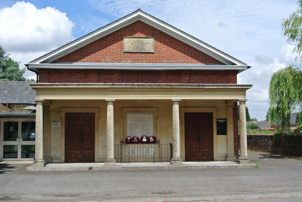 Memorial Hall, Downton.