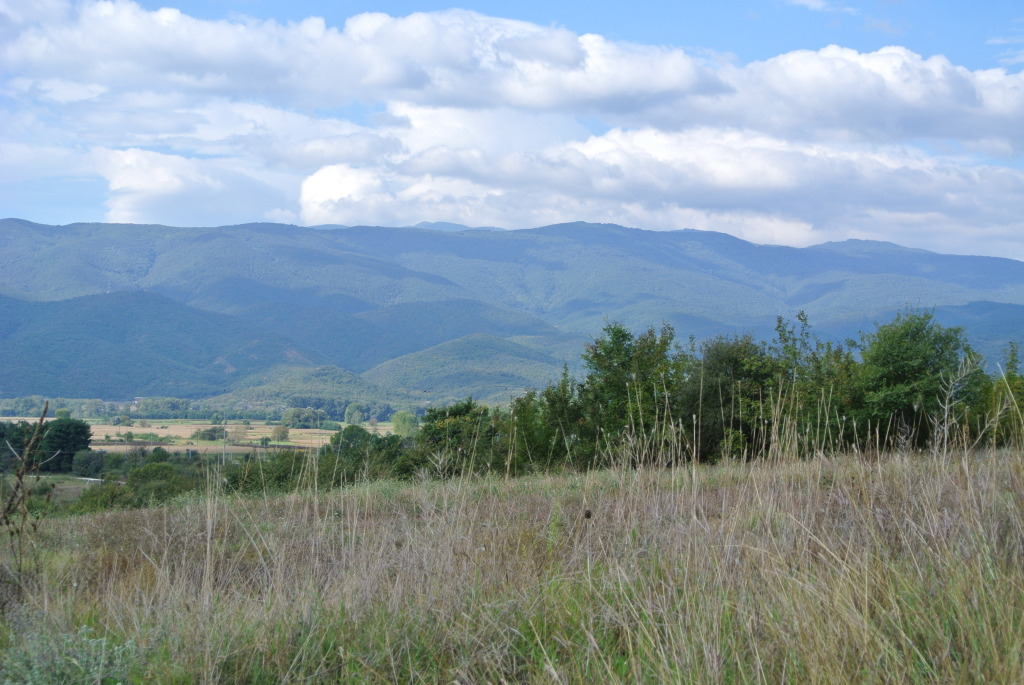 Northern Greece, near to Bulgarian border